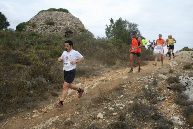 Ángel Alberto, una de las últimas incorporaciones a Trail Villena