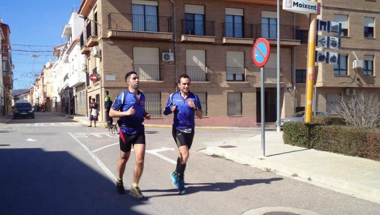 Luis Camarasa y Javier Abellán