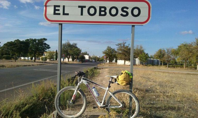 El paso por El Toboso