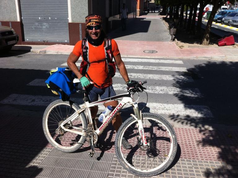 Raimundo en su llegada a Villena