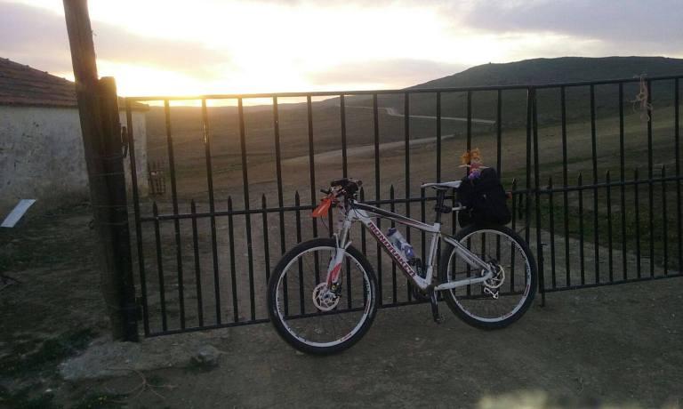 Bici vallado
