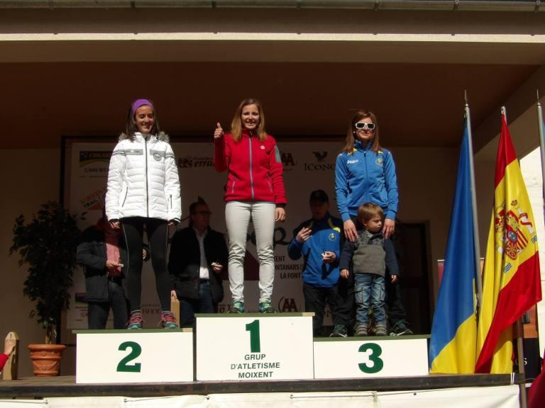 Alba podium