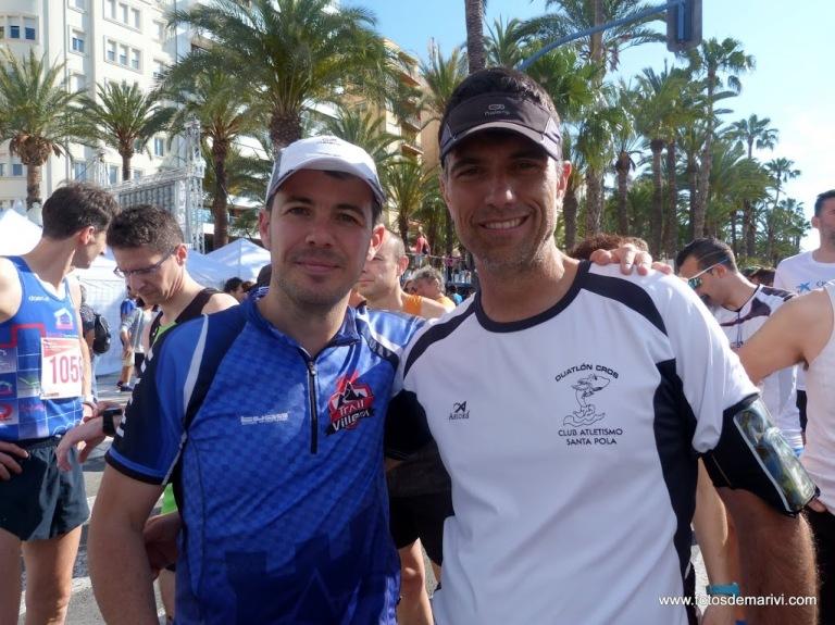 Tony y Sergio