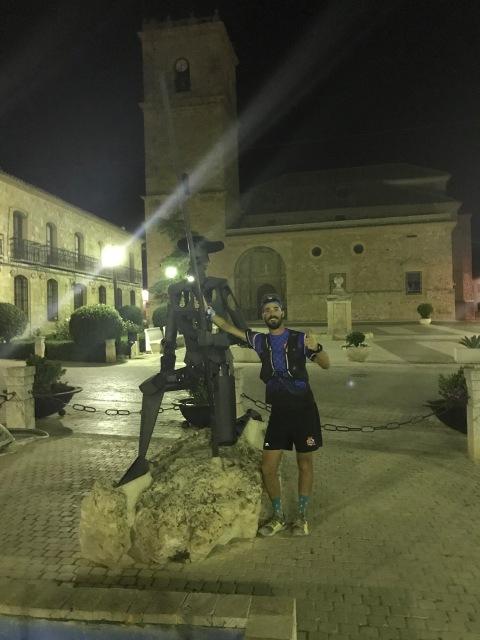 Llegada a El Toboso