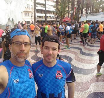 Sergio y Tony