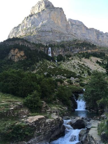 Cascada de Fuenblanca