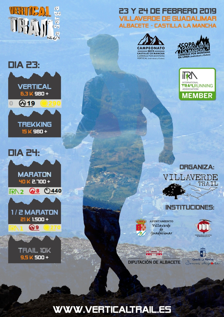 Cartel Vertical Trail 2019