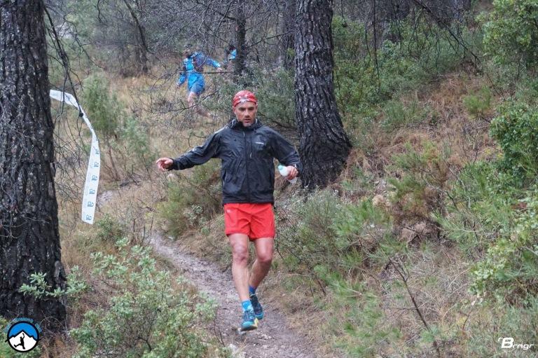 Juan José Malpica en carrera