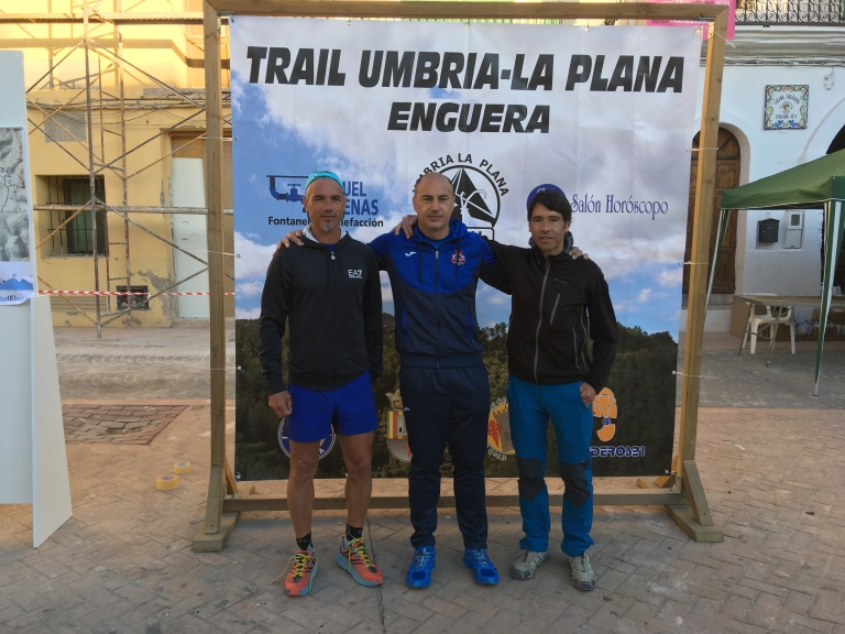 Componentes de Trail Villena en Enguera