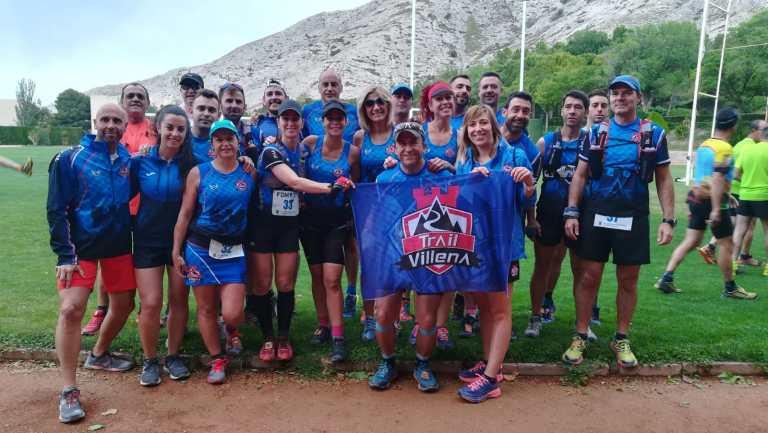 Equipo CDME Trail Villena