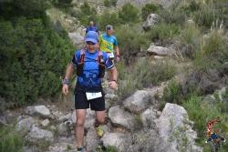 Pedro Luna en el último descenso