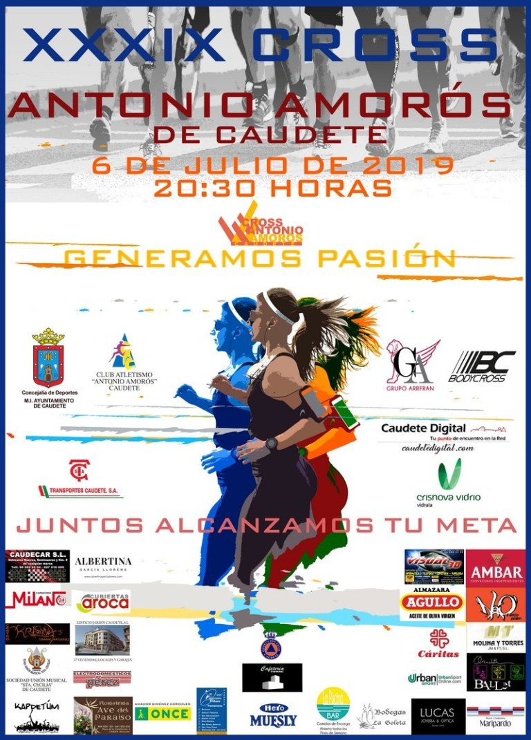 Cartel Cross_antonio_amoros_2019