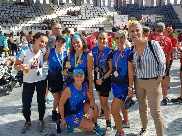 Chicas Trail Villena 3