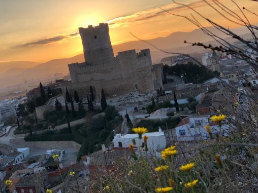 Castillo la Atalaya